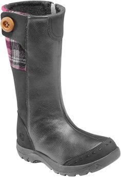 """Youth Darby Boot Black #playgroundready """"Mom, I need these for the monkeybars!"""""""