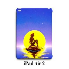 Little Mermaid iPad Air 2 Case Cover Wrap Around