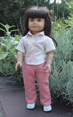 18 inch Doll Clothes   American Girl Dolls by AbygailElizabeth, $15.00