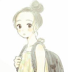 妞新聞 Kawaii Anime, Kawaii Cute, Anime Manga, Anime Art, Character Art, Character Design, Anime Kunst, Korean Art, Cute Icons