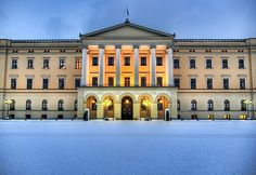 The Royal Castle in Oslo