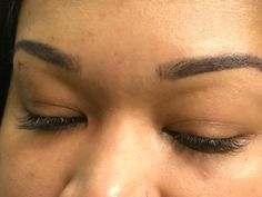Eyebrow Tinting in Fayetteville