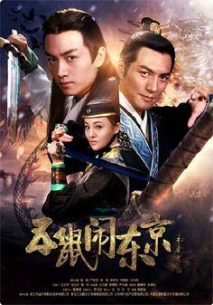 Phim Ngũ Thử Đại Náo Đông Kinh