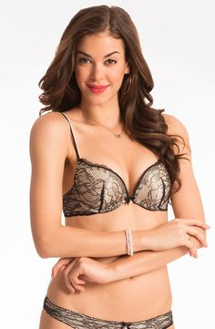 "f04aa05d997 PrettySecrets ""Scandalous"" Snow White Plunge Push Up Bra. Price  Rs.999"