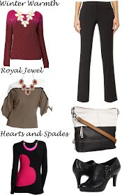 Dame DeStyle: Cute and Cozy, Sweaters and Necklaces