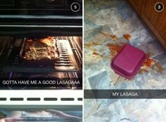The LASAGA: | 27 Pictures That Are Never Not Funny
