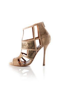 Edmundo Castillo fall 2013 shoes
