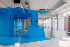 Zenith Optimedia office by VOX ARCHITECTS, Moscow Russia office