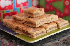 The Best Apple Squares ever!