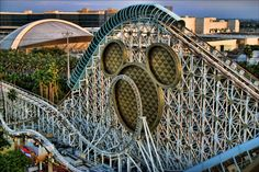 California Screamin | This photo was taken from the top of t… | Flickr