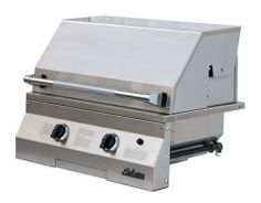 """Solaire 27"""" Infrared Propane Built-In Grill"""