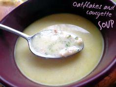 FBI rukavice: Juha od zobenih pahuljica i tikvica :: Oatflakes and courgette soup | Laka kuharica - Easy Cook