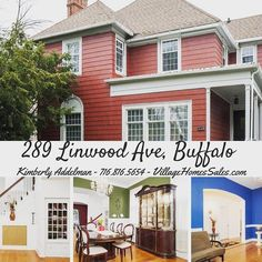 Looking to make the move to the city? Take a look at this wonderful 3648 sq. ft. Linwood Avenue home... #ForSale