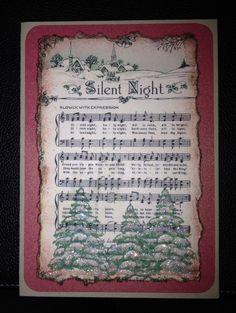 My Pinterest-inspired Christmas card for 2013.