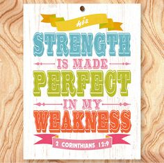 Bible Scripture Quote Art Print 18X24  No Q0036 2 by GraceHouseArt, $44.95
