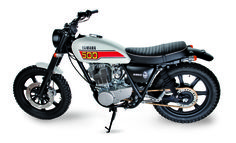 yamaha xt 500 by Kedo