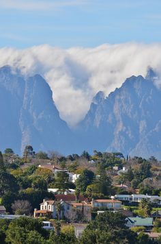 Spanish Farm suburb in Somerset West is one of the top 20 suburbs… Somerset West, Namibia, Living In Europe, Cape Town South Africa, Out Of Africa, Beaches In The World, Famous Places, Landscape Photography, Beautiful Places