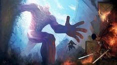 Attack On Titan by hifarry on DeviantArt