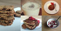 5 havermout recepten voor een afwisselend gezond ontbijt