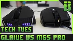 Corsair Glaive vs M65 Pro Gaming FPS Mouse 2017  @Corsair #Corsair #CorsairGlavie #GlavieRGB #GlavieMouse #FPSGamingMouse #GamingMouse #Review #GamingHardware #TechTues  The Corsair Glaive Review RGB Gaming Mouse 2017 Aluminum https://www.youtube.com/watch?v=67GN66KJCio&list=PLfd7fPKFiRfJ_b-tCJDAVzWJTuurxaJ1v  This is part of my Tech Tuesday Videos where each Tuesday I release videos Reviews Unboxing while giving my first impressions on how I find them taking a first look. This week its on…