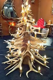 antler christmas tree for sale | Using Real Antlers to Build ...