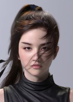 Liu yifei likeness as Mulan (FIN) in Maya by Jung won Park 3d Model Character, Character Modeling, Digital Art Girl, Beauty Full Girl, Beautiful Asian Women, Girl Face, Asian Woman, Asian Beauty, Japan