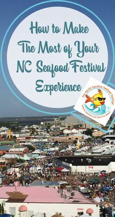 How to Make the Most of Your NC Seafood Festival Experience Pin