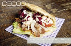 Thunfischsteak Kebab Kebab, Burger, Cheesesteak, Tacos, Mexican, Ethnic Recipes, Food, Meat, Homemade