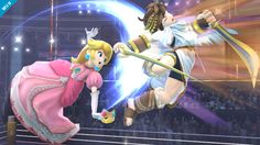 Super Smash Bros. for Nintendo 3DS / Wii U: Princess Peach (Wii U 3)