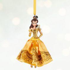 Décoration de Noël Robe de bal Belle