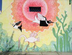 huanchaco mural / Peru