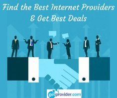 GetProvider will help in finding the best internet providers at affordable rates. Choose the right provider that provides the best internet service with best offers and fastest speed. For more details visit https://www.getprovider.com/. #cheapinternetserviceproviders #wirelessinternetservice #satelliteinternetservice