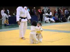 Dos niñas competirán por primera vez… Su pelea es la más tierna de toda la historia del judo | Upsocl