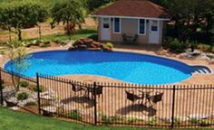 Inground Pool Style - Kidney