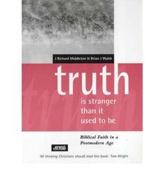 This title reflects upon truth and reality within a postmodern context. It addresses how the gospel of Jesus addresses postmodernism's questions and aims to identify answers for Christians.