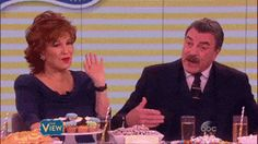 Tom Selleck Discusses His Latest Projects on 'The View' Video - ABC News