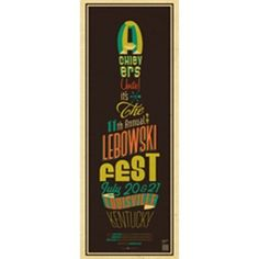 Annual Lebowski Fest, Louisville Kentucky.