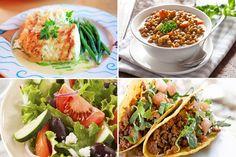 Diabète de type 2 : Menus dîners de la semaine, pour le prévenir !)...reépinglé par Maurie Daboux.•*´♥*•❥ڿڰۣ—