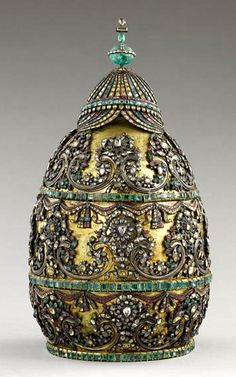 Papal Tiara of Pope Gregory the XIII.  16th Century.