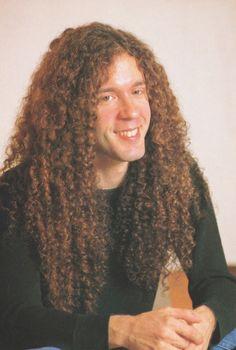 Marty Friedman of Megadeth    (Aug/1995/BURN!)