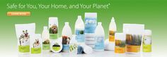 The BEST natural & non-toxic cleaning products ever!! http://pathtowellness.myshaklee.com/us/en/category.php?main_cat=HomeCare