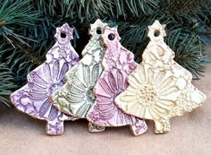 ornament ideas for pottery class