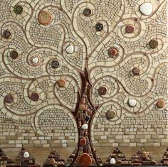 tree of life mosaic - Google Search