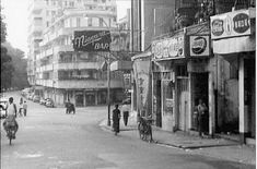 148 Austin Avenue, Jordan,  Hong Kong 1959s - that cake-shape building has recently been demolished in 2015. Shame. She was one of my fave...