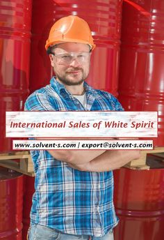 International sales of low aromatic white spirit in 160kg steel drums. Minimum order is 12.8 ton. Contract manufacturing http://www.solvent-s.com/sale-white-spirit-factory/