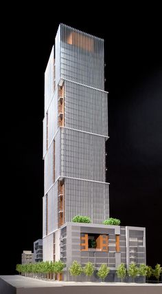 Model Monday: Transbay Block 9It's no secret that San Francisco is hungry for housing. Soon, an architecturally innovative and environmentally sustainable vertical community will break ground in San Francisco's Transbay Transit Center District. SOM...