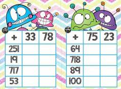 Súper bingos de sumas (12)