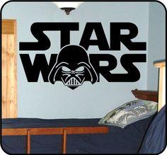 Star Wars wall decal
