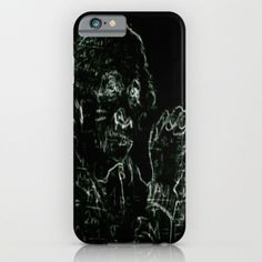 E equals Einstein iPhone & iPod Case by Lilbudscorner