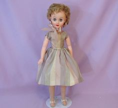 Candy Fashion Doll From The 60's quot FASHION TEEN DOLL s